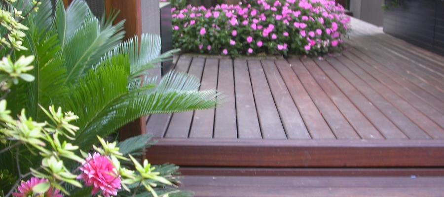 Terrazzi e giardini pensili