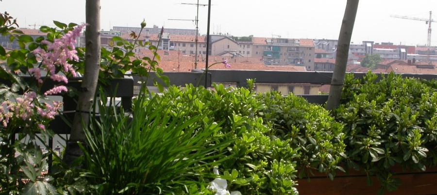Balconi e davanzali for Divanetto balcone